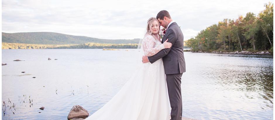 Tall Timber Lodge Wedding | Makala & Austin