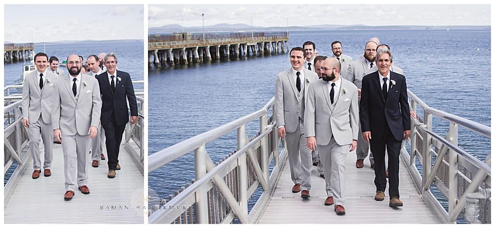 Bar Harbor Wedding