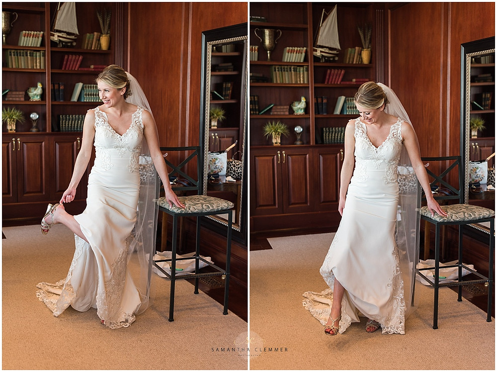 Point lookout Maine Weddings