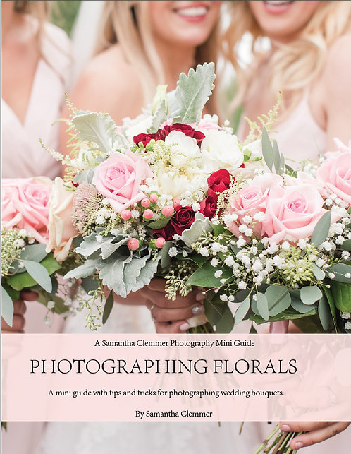 Photographing Florals Mini Guide