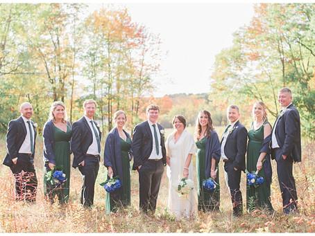 Augusta Maine Wedding