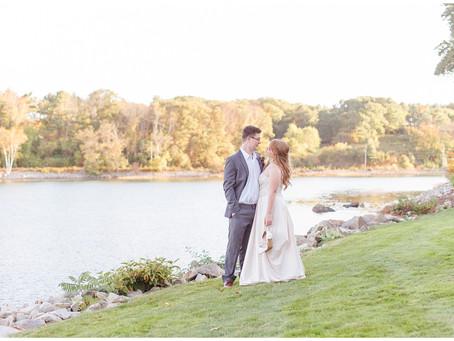 Dockside Restaurant  Wedding | York Maine | Ally and Quinn