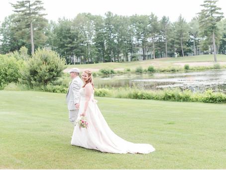 Old Orchard Beach Wedding | Emily & Greg
