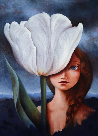 Nature en soi, tulipe