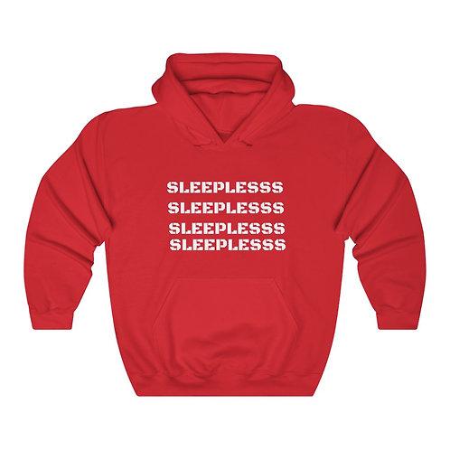 SLEEPLESS Unisex Heavy Blend™ Hooded Sweatshirt