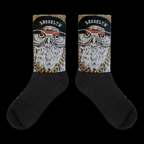 Night owl Sleepless socks