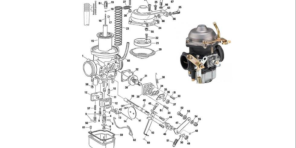 Coaching Carburateur Série 9--