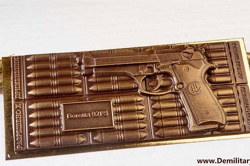 """Beretta 92FS Шок. плитка ТМ """"Deimlitary"""""""