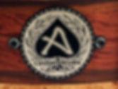 A custom drums, batteries custom, drum badge,