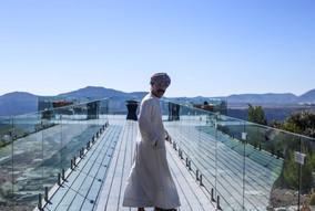 Touring Oman