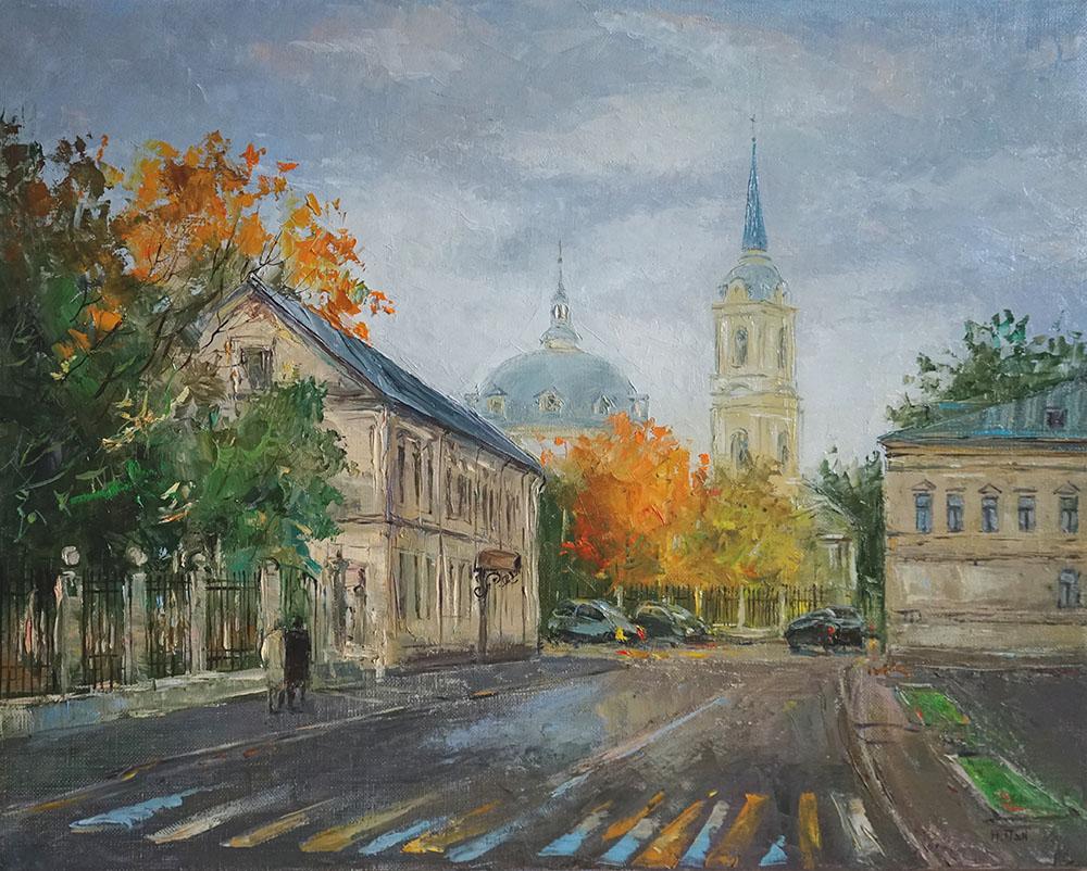 """Нина Панюкова """"Токмаков переулок"""""""
