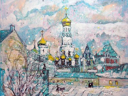 Изумрудный сон Москвы