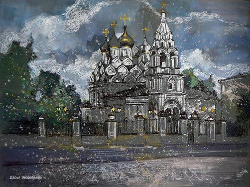 "Дарья Воробьева ""Свежий вечер"""