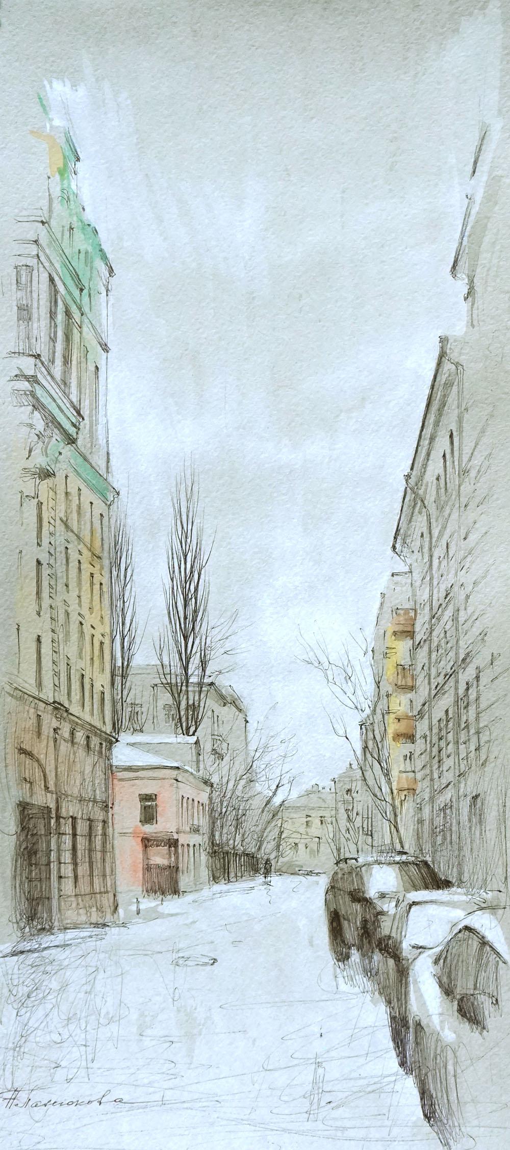 """Нина Панюкова """"Старопименовский переулок."""""""