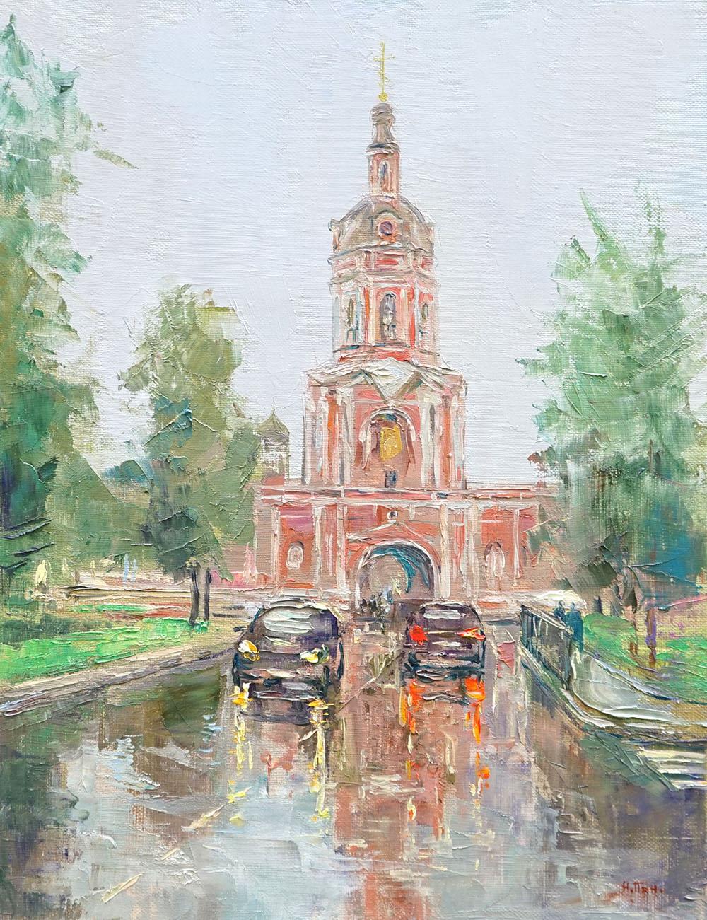 """Нина Панюкова """"Донской монастырь""""."""