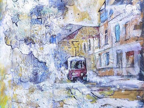 Облачный трамвай