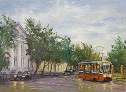 Нина Панюкова Госпитальная площадь 30х40 х м