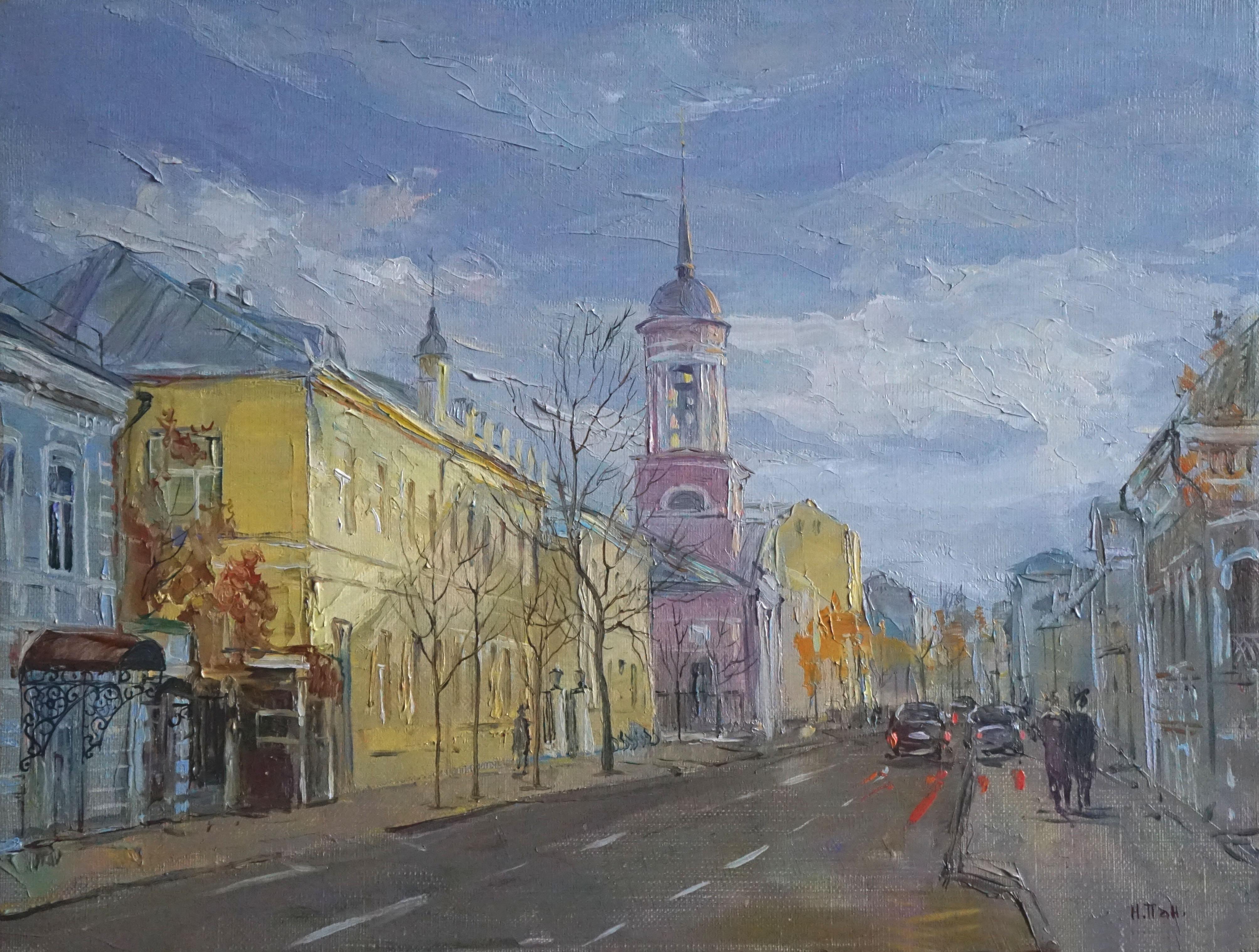 "Нина Панюкова ""В родном Замоскворечье."""