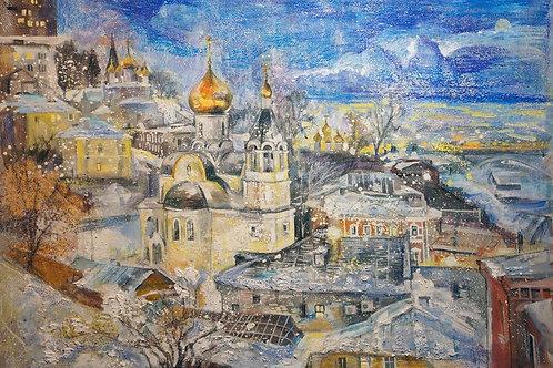 Нижний Новгород. Рождество