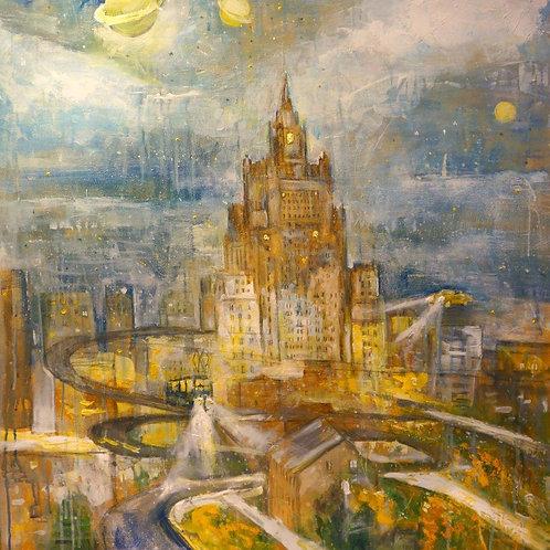 Московский денек