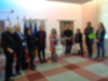 accueil des artistes - mairie de Vence 2016 - © Mairie de Vence Communication (CK)