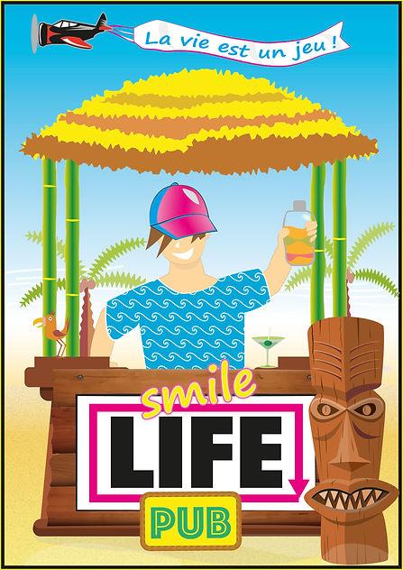 Poster barman Smile life.jpg