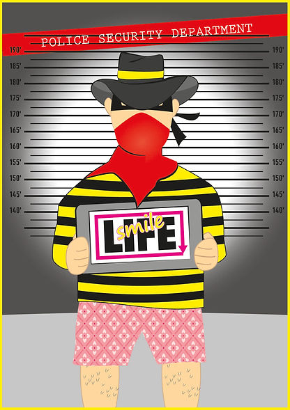 Poster bandit Smile life.jpeg