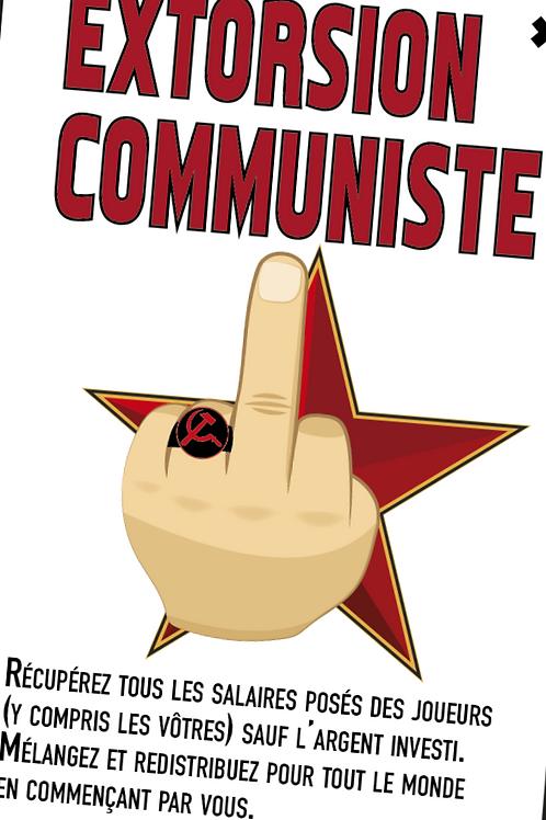 Extorsion communiste