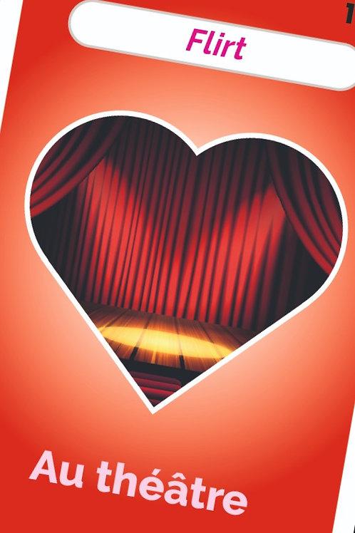 Flirt au théâtre