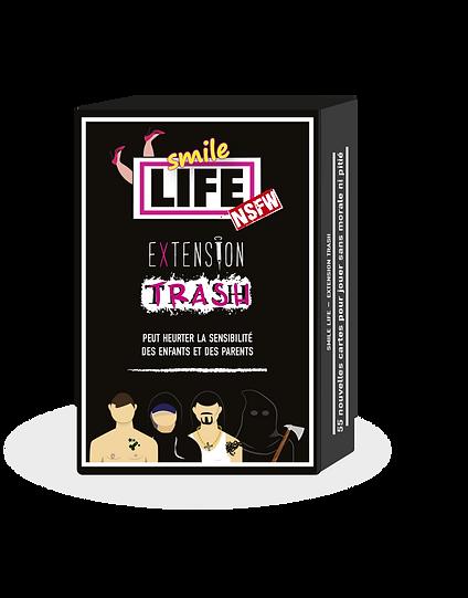 Extension trash (nécessite le jeu de base)