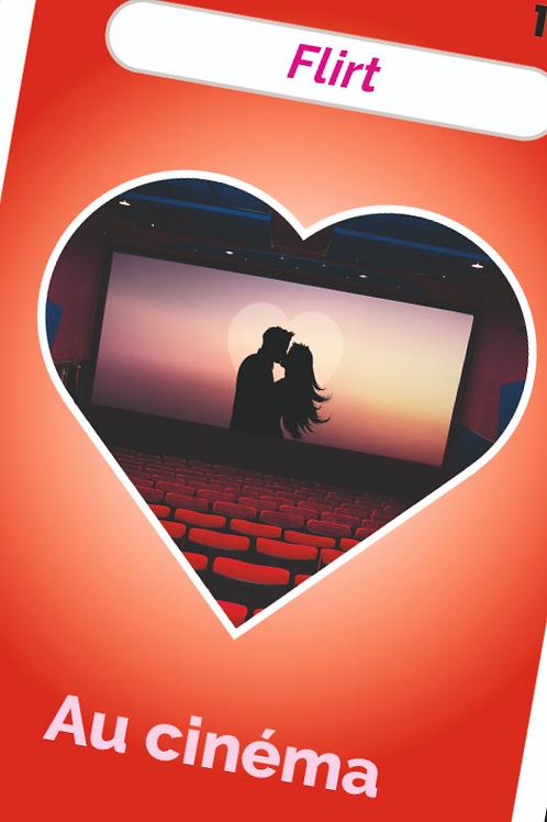 Flirt au cinéma
