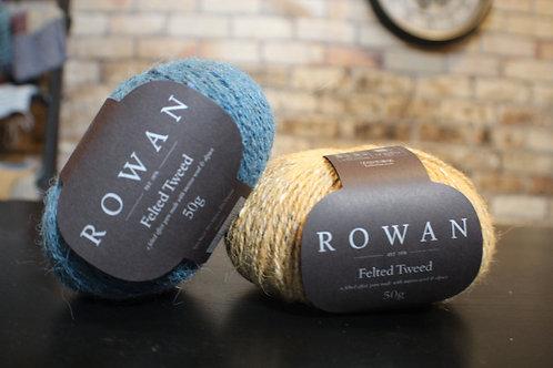 Rowan Felted Tweed DK