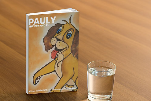 Pauly The Praying Pup Books
