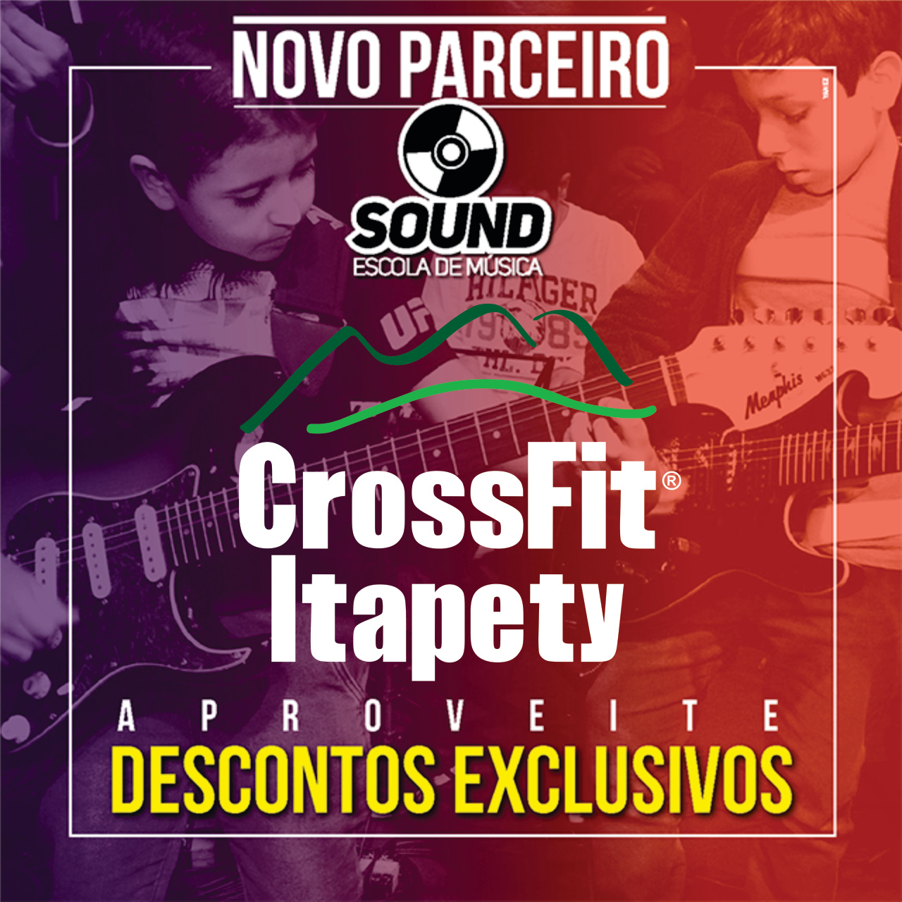 Crossfit Itapety