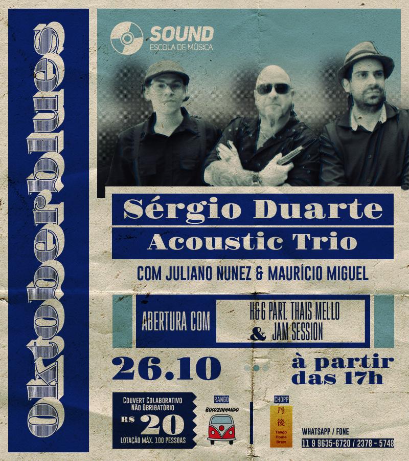 OktoberBlues com Sérgio Duarte