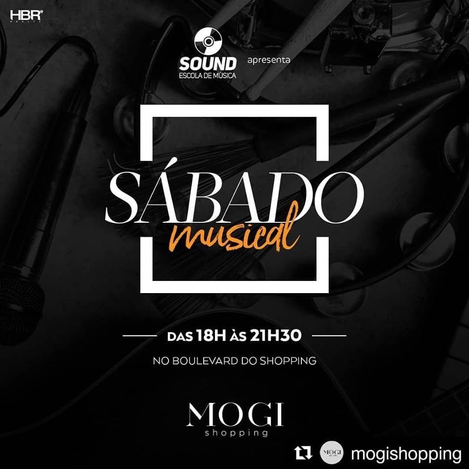 Sábado Musical no Mogi Shopping