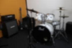 Instrumentos Musicais, Salas Equipadas, Infraestrutura, Qualidade