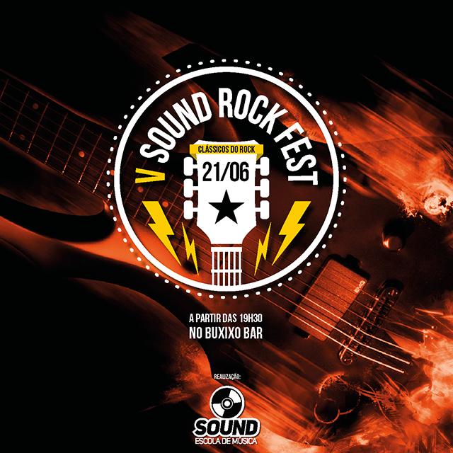 5º Sound Rock Fest