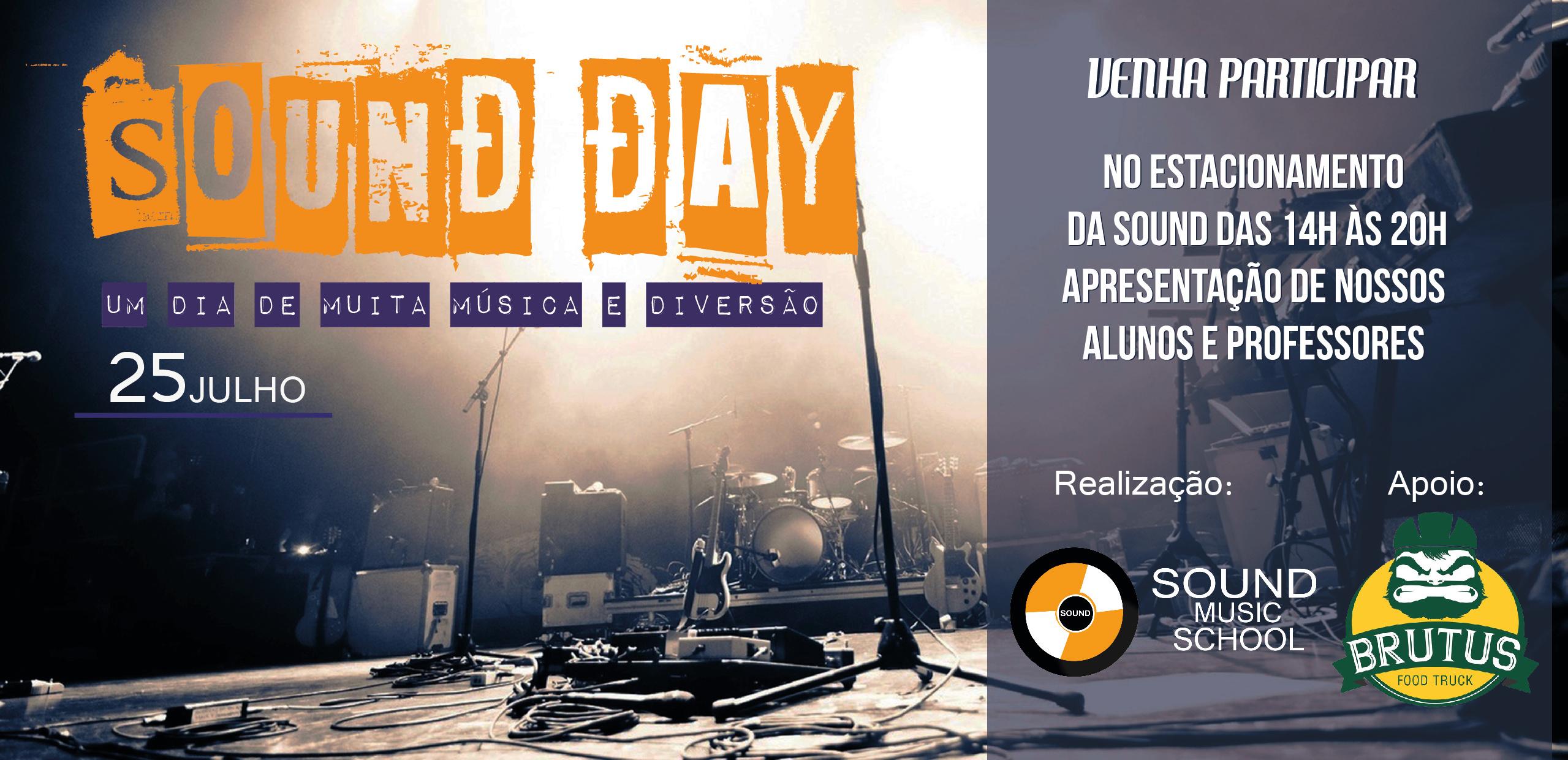 Sound Day - Música & Foodtruck