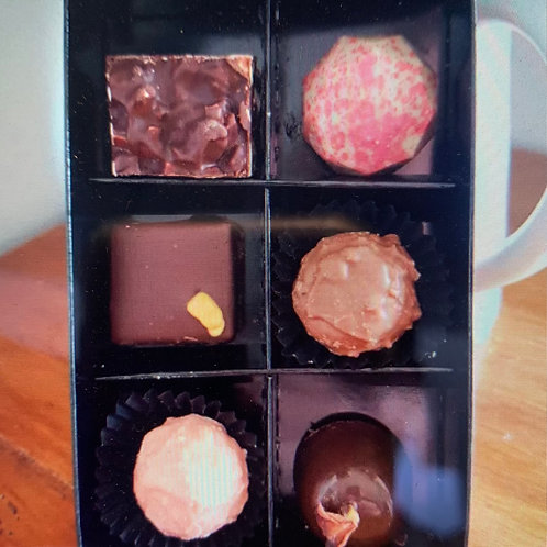 Audley & Hall Assorted Truffle Box