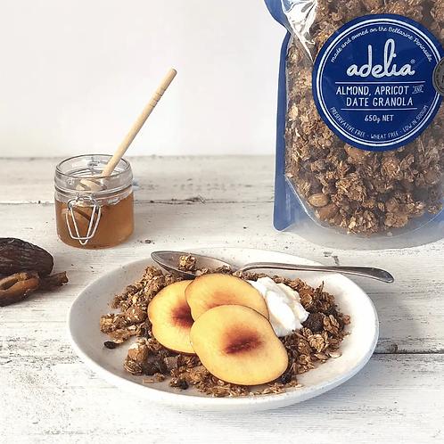 Apricot Almond & Date Granola