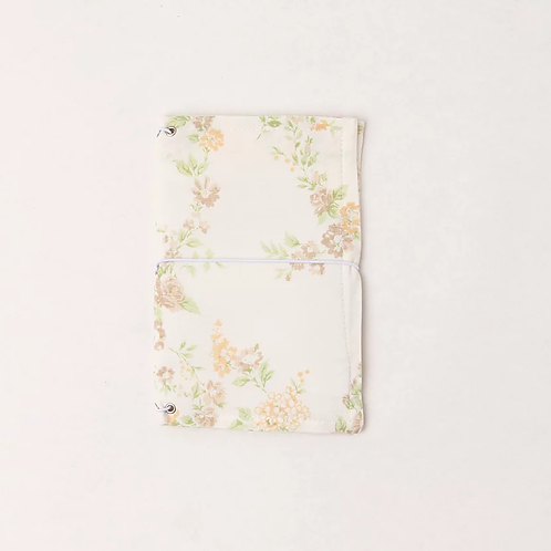 Standard Travellers Notebook - Green Floral
