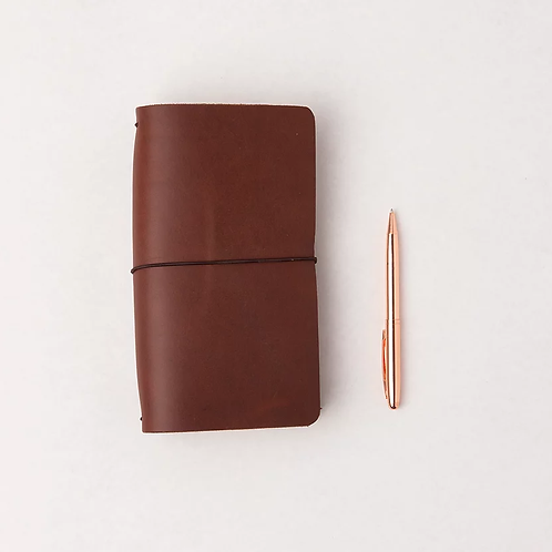 Standard Leather Notebook