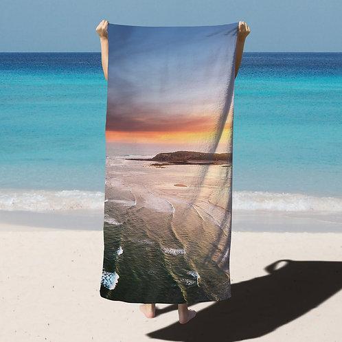 Beach Towel Barwon Heads Bluff