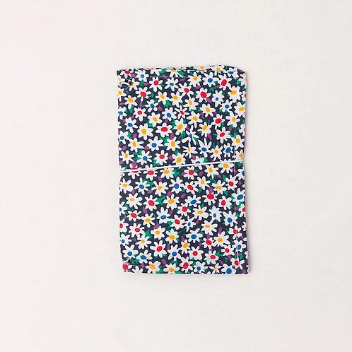Standard Travellers Notebook - Blue Floral