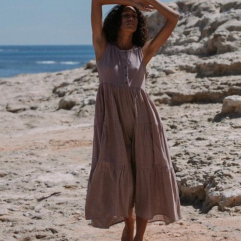 Rise In Love Midi Dress