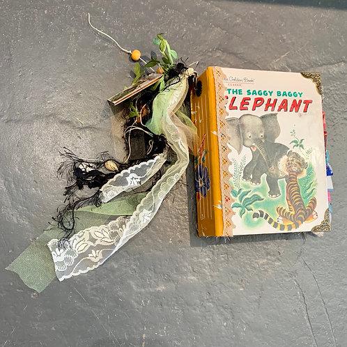 Little Golden Book Journal - The Saggy Baggy Elephant