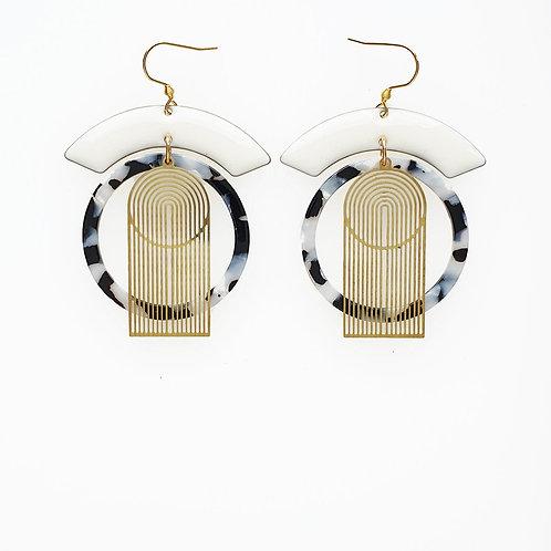 Circuit Earrings