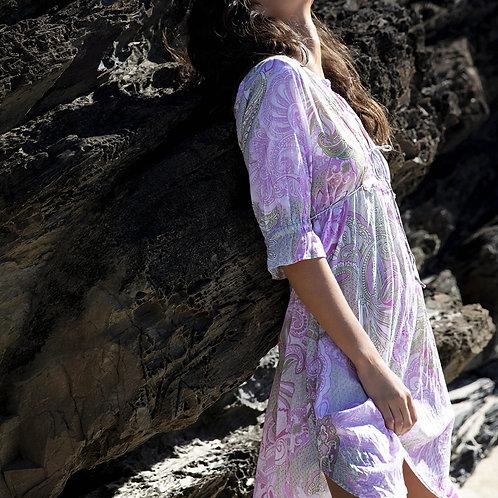 One Season - Audrey - San Miguel - Cotton - Lilac