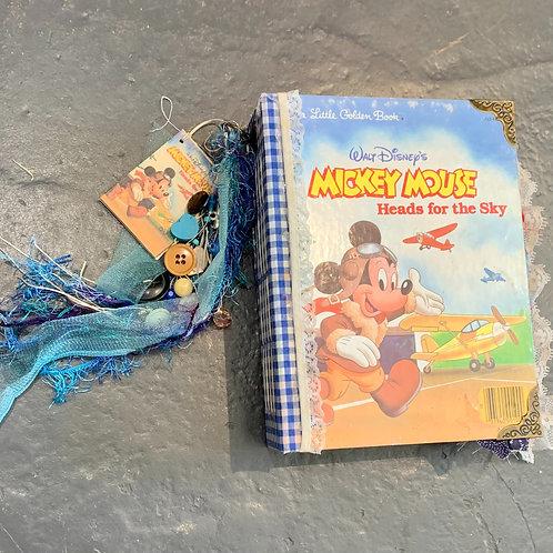 Little Golden Book Journal - Mickey Mouse